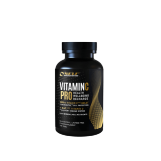 Self Omninutrition Self Vitamin C pro med NAC & Vitamin D 100 tabletter