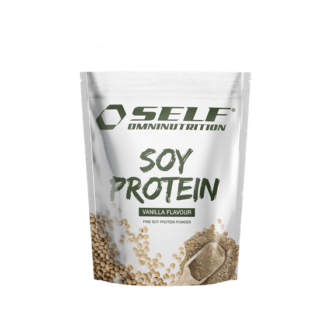 Self Omninutrition Soy Protein 1 kg Vanilla