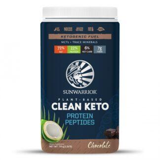 Sunwarrior Clean Keto Protein Choklad