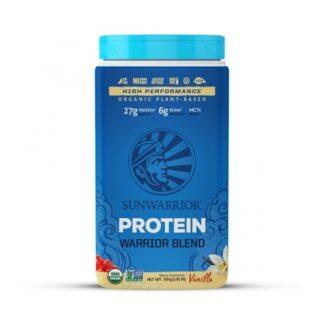 Sunwarrior Protein Warrior Blend 750 g Vanilj