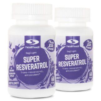 Super Resveratrol 120 kaps