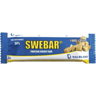 Swebar fudgecrisp 55g