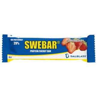 Swebar jordgubb 55g