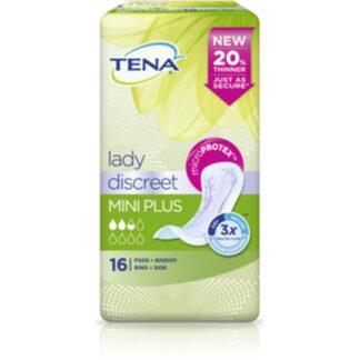 Tena Lady Discreet Mini Plus - 16 Stk.