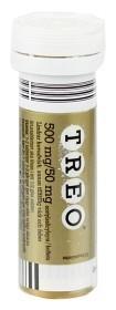 Treo brustablett 500 mg/50 mg 10 st