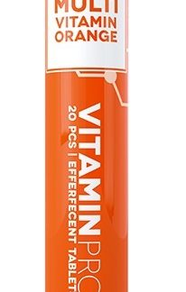 Vitaminpro multivitamin brus orange 20 st