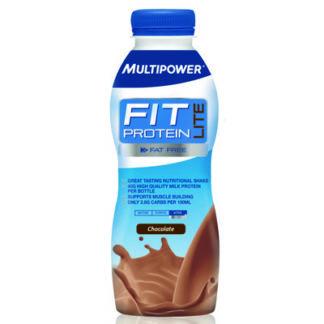 WNT Fit protein Lite choklad 500ml