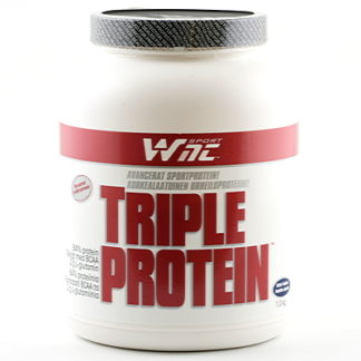 WNT Triple protein blåbär yoghurt 1,0kg