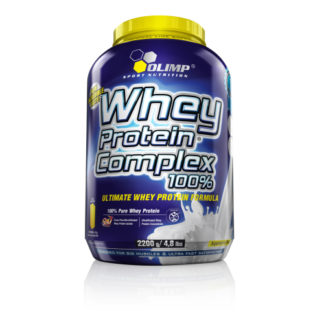Whey protein complex 100% jordgubb 2,2kg