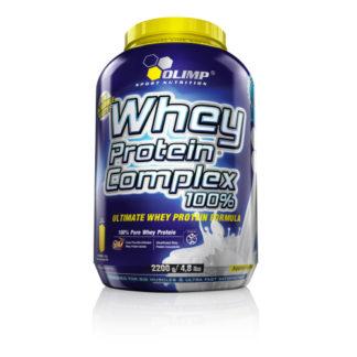 Whey protein complex 100% vanilj 2,2kg