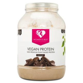 Womens Best Vegan Protein Chocolate 900 g