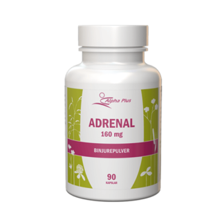 Adrenal 160 mg 90 kap