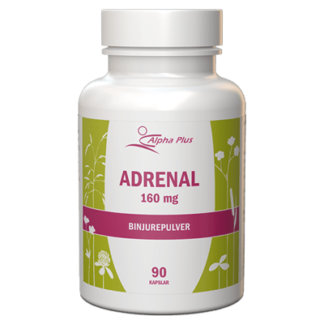 Adrenal, 90 kapslar - Alpha Plus