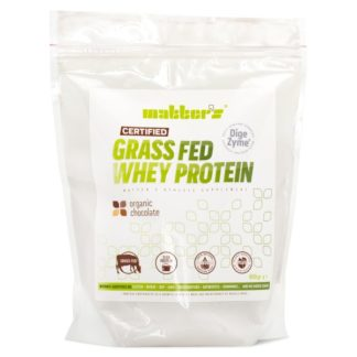 Matters Grass-Fed Whey Protein Natural Chocolate 900 g