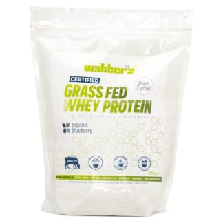 Matters Grass-Fed Whey Protein Organic Blueberry 900 g