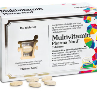 Pharma Nord Bio-Multivitamin - 150 Tabl