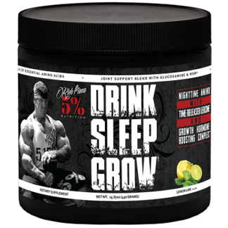 Rich Piana Drink Sleep Grow 450g - Lemon Lime