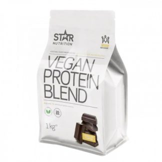 Star Nutrition Vegan Protein Blend 1kg - Chocolate