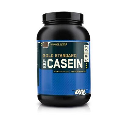 100% Casein Gold Standard 909g - Cookies And Cream