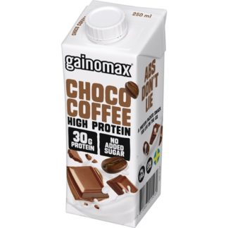 Gainomax High Protein Drink Choco Coffee 250 ml