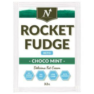 Nyttoteket Rocket Fudge 3 KETO Choco Mint 32 g