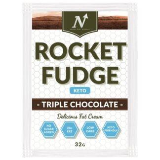 Nyttoteket Rocket Fudge 3 KETO Triple Chocolate 32 g