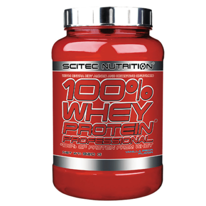 100% Whey Protein Professional, 920g - Chocolate
