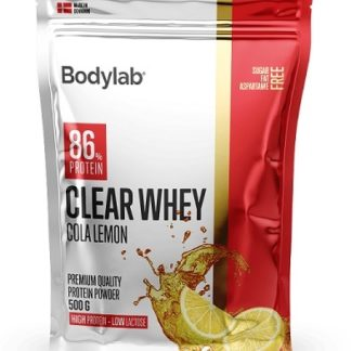 Bodylab Clear Whey 500g - Cola Lemon