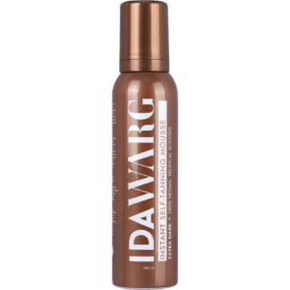 Ida Warg Beauty Self Tanning Mousse Extra Dark 150 ml