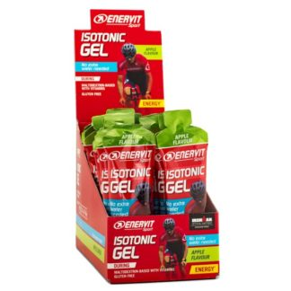 Enervit Sport Isotonic Gel Apple 24-pack
