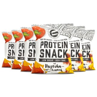 GOT7 Protein Nacho Snacks Paprika 6-pack
