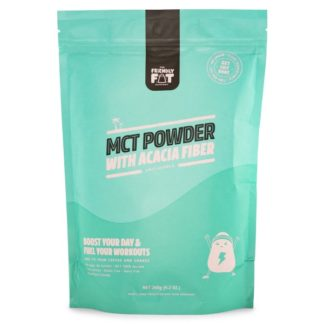 The Friendly Fat Company C8 MCT-pulver 260 g Natural