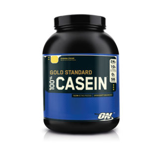 100% Casein Gold Standard 1820g - Banana Cream