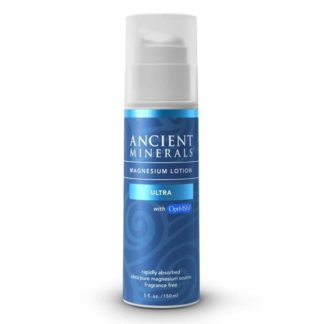 Ancient Minerals Magnesiumlotion Ultra med MSM 150 ml