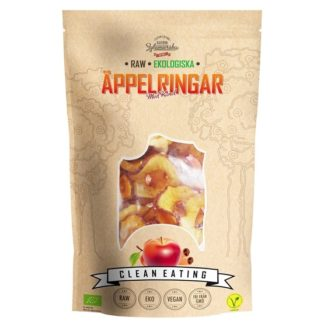 Clean Eating Äppelchips 50 g