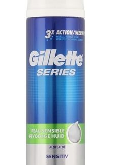 Gillette Series Foam Sensitive 250 ml