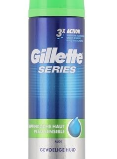 Gillette Series Gel Sensitive 200 ml