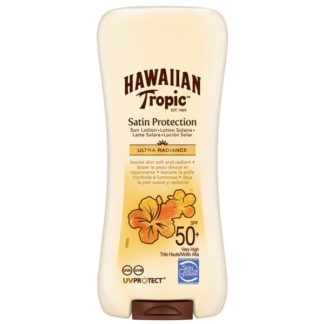 Hawaiian Tropic Satin Protection Sun Lotion SPF 50+ 180 ml