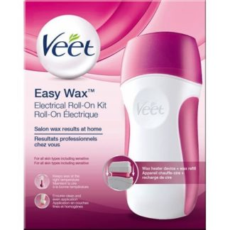 Veet EasyWax Electrical Roll-On Kit