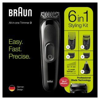Braun All-in-one Multitrimmer MGK3220