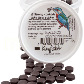 Lakrids Bee Strong - 70 G