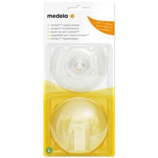 Medela Contact amningsvårtskydd L