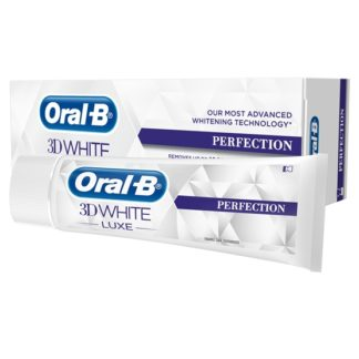 Oral-B 3D White Luxe Perfection Tandkräm 75ml