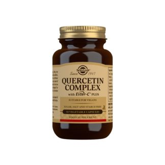Solgar Quercetin Complex 50 kapslar