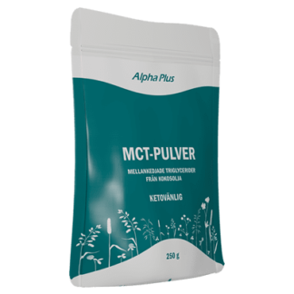 MCT-pulver - Alpha Plus