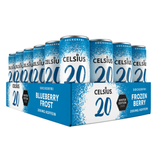 Celsius 24-pack - Blueberry Frost