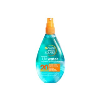 Garnier Ambre Solaire UV Water Transparent Protecting Spray SPF 20 150 ml