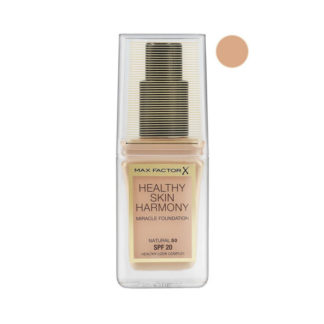 Max Factor Healthy Skin Harmony Flytande foundation SPF 20 - Natural 50