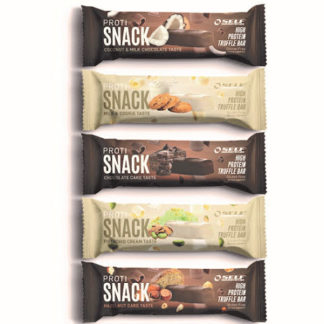 SELF Proti Snack Truffle Bar 45g Hazelnut Cake - 1st