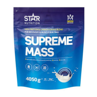 Star Nutrition Supreme Mass 4050g - Choklad